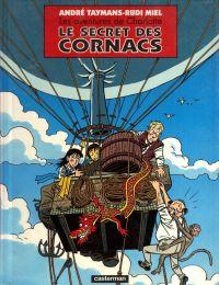 Les aventures de Charlotte T1 : Le secret des cornacs (0), bd chez Casterman de Miel, Taymans