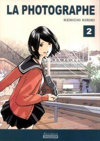 La photographe  T2, manga chez Komikku éditions de Kiriki