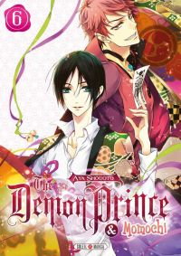 The demon prince & Momochi T6, manga chez Soleil de Shouoto