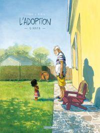 L'Adoption T1 : , bd chez Bamboo de Zidrou, Monin