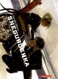 Snegurochka, manga chez Casterman de Hiroaki