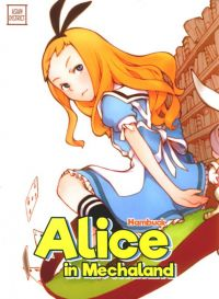 Alice in mechaland, manga chez Kotoji de Hambuck, Xiao