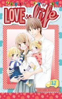 Love so life T17, manga chez Delcourt de Kouchi