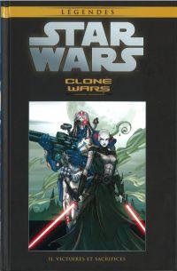 Star Wars Légendes T27 : Clones Wars - Victoires et sacrifices (0), comics chez Hachette de Blackman, Ostrander, Giorello, Duursema, Ching, Wayne