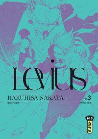 Levius T3, manga chez Kana de Nakata
