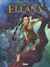 Ellana T1 : Enfance (0), bd chez Glénat de Lylian, Martin, Chevallier
