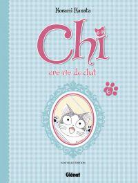 Chi - une vie de chat (format BD) T6 : , bd chez Glénat de Konami