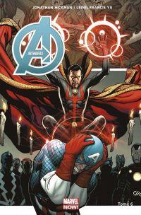 The Avengers (vol.5) T6 : Le dernier Avenger (0), comics chez Panini Comics de Hickman, Yu, Alanguilan, Milla, Gho, Cho