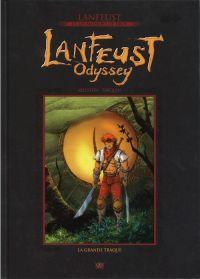 Lanfeust et les mondes de Troy T20 : La grande traque (0), bd chez Hachette de Arleston, Tarquin, Lyse
