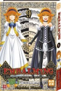 Embalming - Une autre histoire de Frankenstein T9 : , manga chez Kazé manga de Watsuki