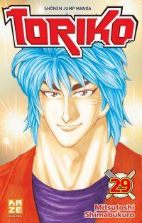Toriko T29, manga chez Kazé manga de Shimabukuro