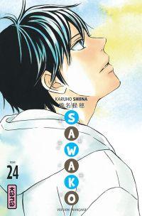 Sawako  T24, manga chez Kana de Shiina
