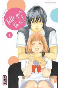 Telle que tu es !  T2, manga chez Kana de Hirama