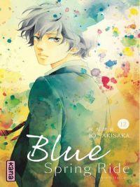 Blue spring ride T12, manga chez Kana de Sakisaka