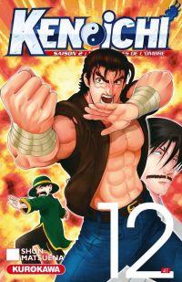 Ken-Ichi – Les disciples de l'ombre 2, T12, manga chez Kurokawa de Matsuena