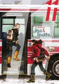 Les Vacances de Jésus et Bouddha T11, manga chez Kurokawa de Nakamura