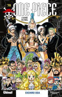 One Piece T78 : L'icône du mal (0), manga chez Glénat de Oda