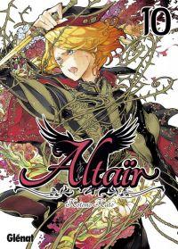 Altaïr T10 : , manga chez Glénat de Katô