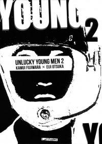 Unlucky young men T2 : , manga chez Ki-oon de Otsuka, Fujiwara