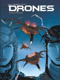 Drones T2 : Post-Trauma (0), bd chez Le Lombard de Runberg, Louis