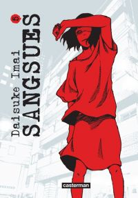 Sangsues T5, manga chez Casterman de Imai