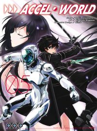Accel world T5, manga chez Ototo de Kawahara, Aigamo