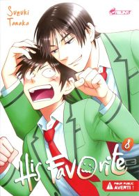 His favorite T8, manga chez Asuka de Tanaka