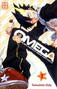 Omega  T1, manga chez Kazé manga de Oda