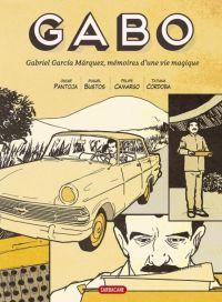 Gabo, bd chez Sarbacane de Pantoja, Cordoba, Bustos, Camargo