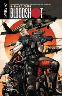Bloodshot T4 : H.A.R.D. Corps (0), comics chez Bliss Comics de Gage, Kindt, Dysart, Lupacchino, Cooper, Chriscross, Hannin, Milla, Reber, Baumann, SotoColor, Jones