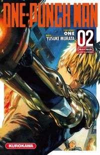 One-Punch Man T2 : Le secret de la puissance (0), manga chez Kurokawa de One, Murata