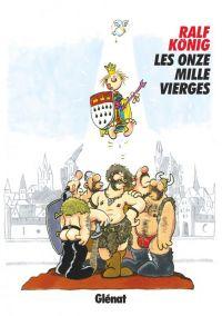 Les Onze mille vierges : , bd chez Glénat de König