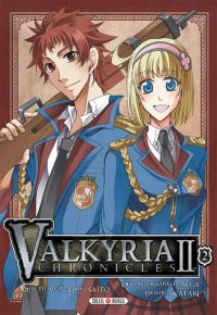 Valkyria chronicles II T2, manga chez Soleil de Watari