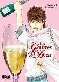 Les gouttes de Dieu T42 : , manga chez Glénat de Agi, Okimoto