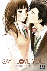 Say I love you  T10 : , manga chez Pika de Kanae