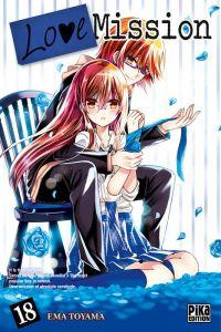 Love mission T18 : , manga chez Pika de Toyama