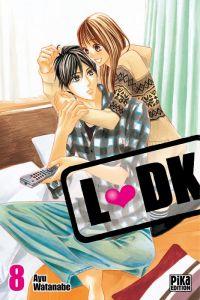 L-DK T8, manga chez Pika de Watanabe