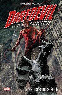 Daredevil - par Brian Michael Bendis T2 : Le procès du siècle, comics chez Panini Comics de Bendis, Maleev, Gutierez, Dodson, Hollingsworth