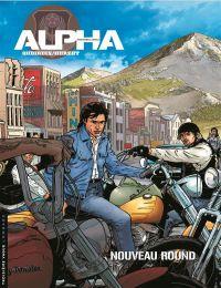Alpha - Premières armes T3 : Nouveau round, bd chez Le Lombard de Herzet, Queireix