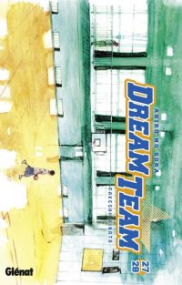 Dream team T27 : Volume 27-28 (0), manga chez Glénat de Hinata