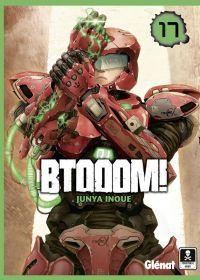 Btooom !  T17, manga chez Glénat de Inoue