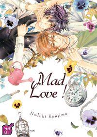 Mad love, manga chez Taïfu comics de Koujima