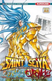 Saint Seiya - The lost canvas chronicles  T12, manga chez Kurokawa de Kurumada, Teshirogi