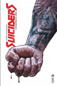 Suiciders T1 : Les hauteurs de l'abîme (0), comics chez Urban Comics de Bermejo, Hollingsworth