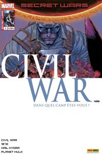 Secret Wars : Civil War T4 : Révélation (0), comics chez Panini Comics de Duggan, Remender, Humphries, Soule, Virella, Boschi, Laming, Yu, Alanguilan, Boyd, Loughridge, Chuckry, Gho