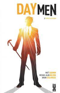 Day Men T2 : Tempus Vestigium (0), comics chez Glénat de Gagnon, Nelson, Stelfreeze, Moore