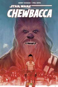 Chewbacca, comics chez Panini Comics de Duggan, Noto