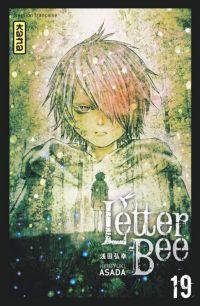 Letter bee T19 : , manga chez Kana de Asada
