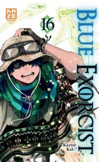 Blue exorcist T16 : , manga chez Kazé manga de Kato