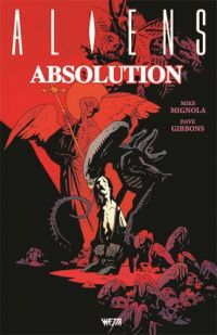 Aliens Absolution : , comics chez Wetta de Gibbons, Mignola, Nowlan